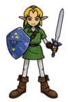 Link - Super Smash Bros