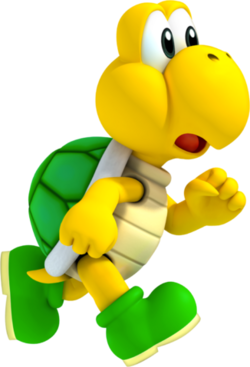 koopa troopa smashpedia fandom powered by wikia