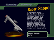Super Scope SSBM