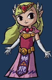 Toon Zelda