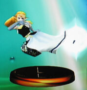 Zelda smash 2 trophy (SSBM)