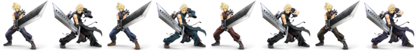 Cloud Palette (SSBU)