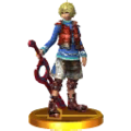 SSB3DS Shulk trophy2
