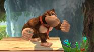 Donkey Kong Idle Pose 1 Brawl