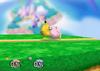 Pikachu Grab SSB