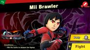 Mii Brawler Puppet Fighter
