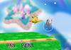 Pikachu Back aerial SSB