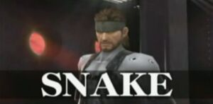 Solid Snake Subspace Emissary