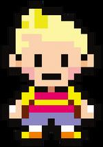Lucas Sprite (Mother 3)