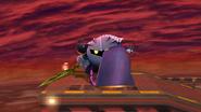 Meta Knight Idle Pose 2 Brawl
