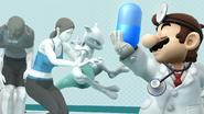 SSB4-Wii U Congratulations Mewtwo All-Star