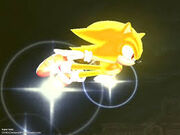Super Sonic in action