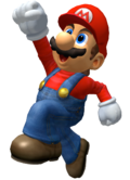 Mario - Super Smash Bros. Melee