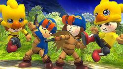 Mii Fighter Bundle 5