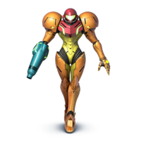 Samus - Super Smash Bros. for Nintendo 3DS and Wii U