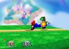 Mario Forward tilt SSB