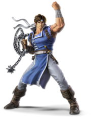 Richter Belmont - Super Smash Bros. Ultimate