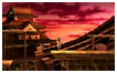 Suzaku Castle Icon SSB3DS