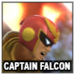 Captain Falcon Icon SSBWU