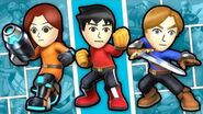 Tomodachi Life - Super Smash Bros