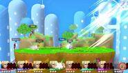 Yoshi's Island Omega (Wii U)