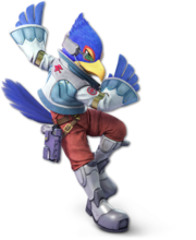 Falco - Super Smash Bros. Ultimate