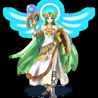 Palutena - Super Smash Bros. for Nintendo 3DS and Wii U