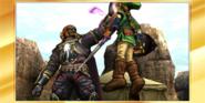 Ganondorf victory 1