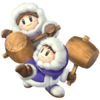Ice Climbers - Super Smash Bros. Brawl