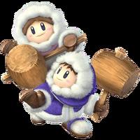 Ice Climbers - Super Smash Bros. Brawl
