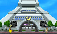 SSB4 - Prism Tower 1