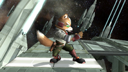 Fox Idle Pose 2 Brawl