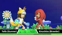 5-tails and knuckles