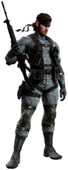 Solid Snake (Metal Gear Solid 2)