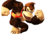 List of SSBWU trophies/Donkey Kong series