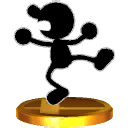 Mr.Game&WatchTrophy3DS