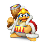 King Dedede Pallette 01