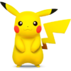 Pikachu - Super Smash Bros. for Nintendo 3DS and Wii U