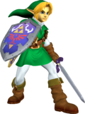 Link - Super Smash Bros. Melee