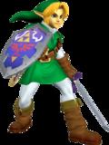 Link - Super Smash Bros. Melee