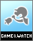 IconGame & Watch Character