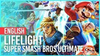 "Super Smash Bros Ultimate - ""Lifelight"" (Rock Cover) AmaLee Ver"