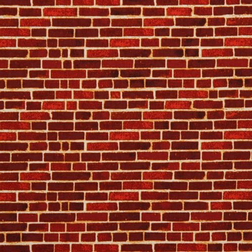 Top Image - Michael-Miller-designer-fabric-red-bricks-Gnomes-160931-2  AN01