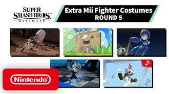 Super Smash Bros. Ultimate - Mii Fighter Costumes 5 - Nintendo Switch