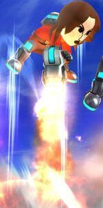 Arm Rocket SSBWU