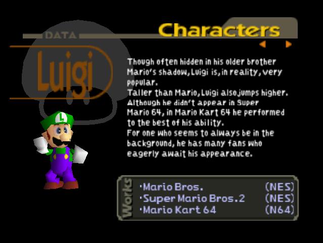 Luigi Smashpedia Fandom