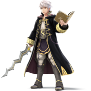 Robin - Super Smash Bros. for Nintendo 3DS and Wii U