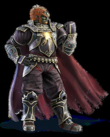 Ganondorf Super Smash Bros For Nintendo 3ds And Wii U