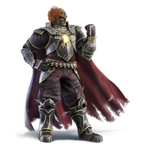 Ganondorf Super Smash Bros For Nintendo 3ds And Wii U