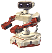 R.O.B.; Robot(Clear)